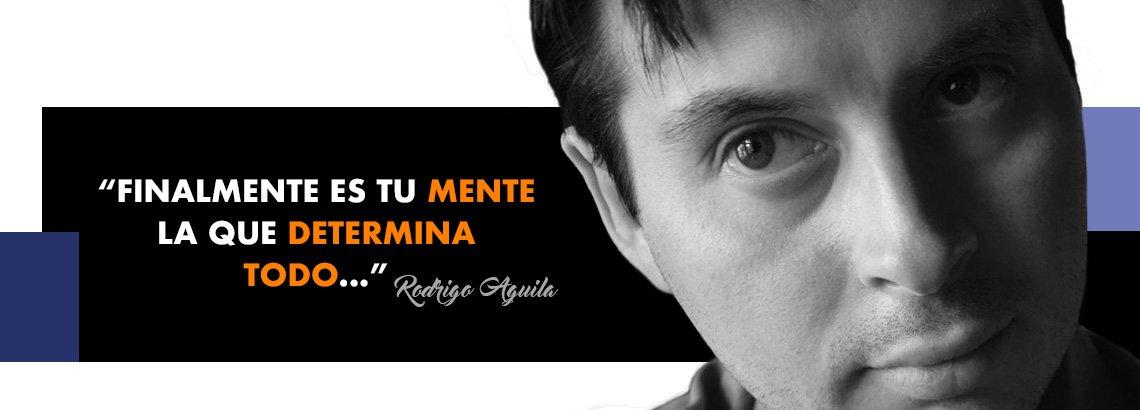 Conferenciante Rodrigo Aguila