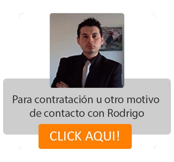 Contáctese con Rodrigo Aguila