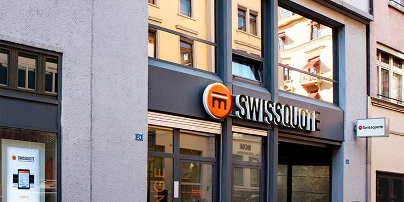 Banca de inversión Suiza Swissquote