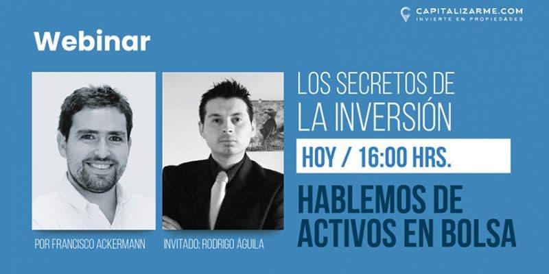 Conferencista Rodrigo Aguila capitalizarme.com